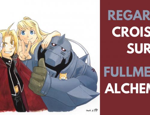 Regards croisés sur Fullmetal Alchemist – La 5e de Couv' – #5DC – Saison 4 Episode 12