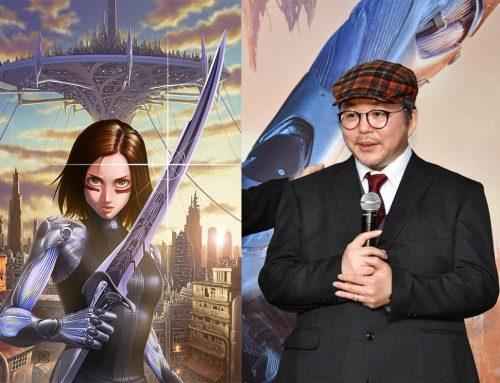 Yukito Kishiro : «J'ai déjà vu le film cinq fois !»