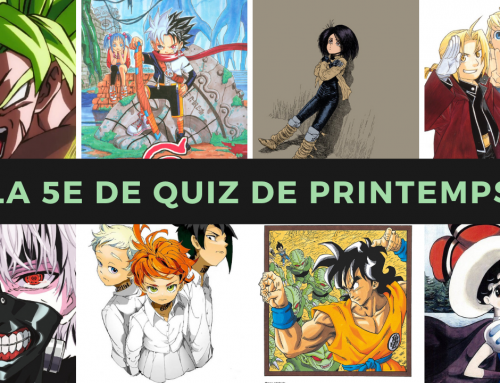 Quiz de printemps – La 5e de Quiz – #5DC – Episode 16
