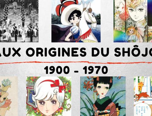 Aux origines du SHÔJO : 1900 – 1970 – La 5e de Couv' – #5DC – Saison 4 Episode 20