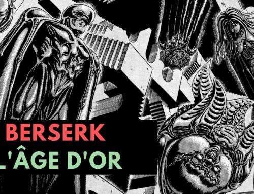 Berserk : L'âge d'or – La 5e de Couv' – #5DC – Saison 4 Episode 23