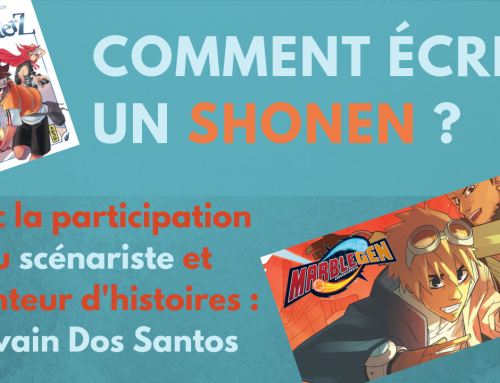 Comment écrire un SHONEN ? Avec Sylvain Dos Santos  – La 5e de Couv' – #5DC – Saison 4 Episode 25