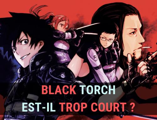 Black Torch : ce manga est-il trop court ? – La mini 5e de Couv' – #5DC – Saison 4 Episode 28