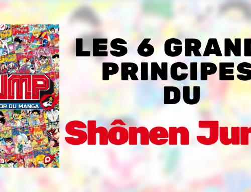 Les 6 grands principes du Shônen Jump – La 5e de Couv' – #5DC – Saison 5 Episode 4
