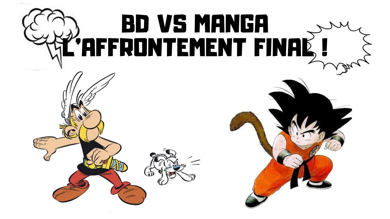 BD Manga affrontement final header